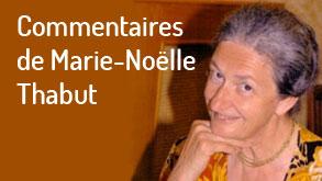 Commentaire de l'Evangile du dimanche des Rameaux par la bibliste Marie-Noëlle Thabut