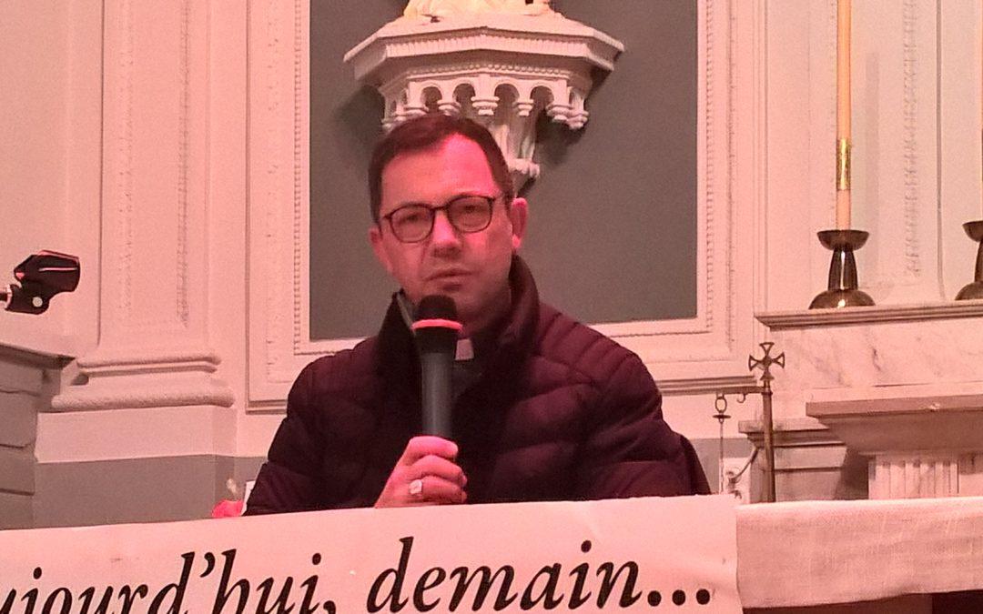 Soirée de carême avec Mgr Emmanuel Gobillard