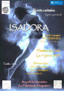 Theatre lycée 01.06.18 Affiche finale ISADORA-page-001