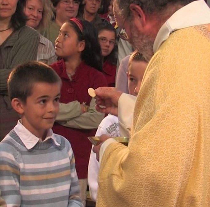 sacrement de la première communion