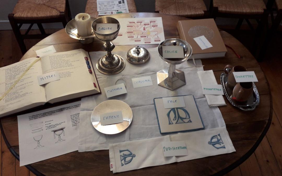 Temps fort de première communion, suite