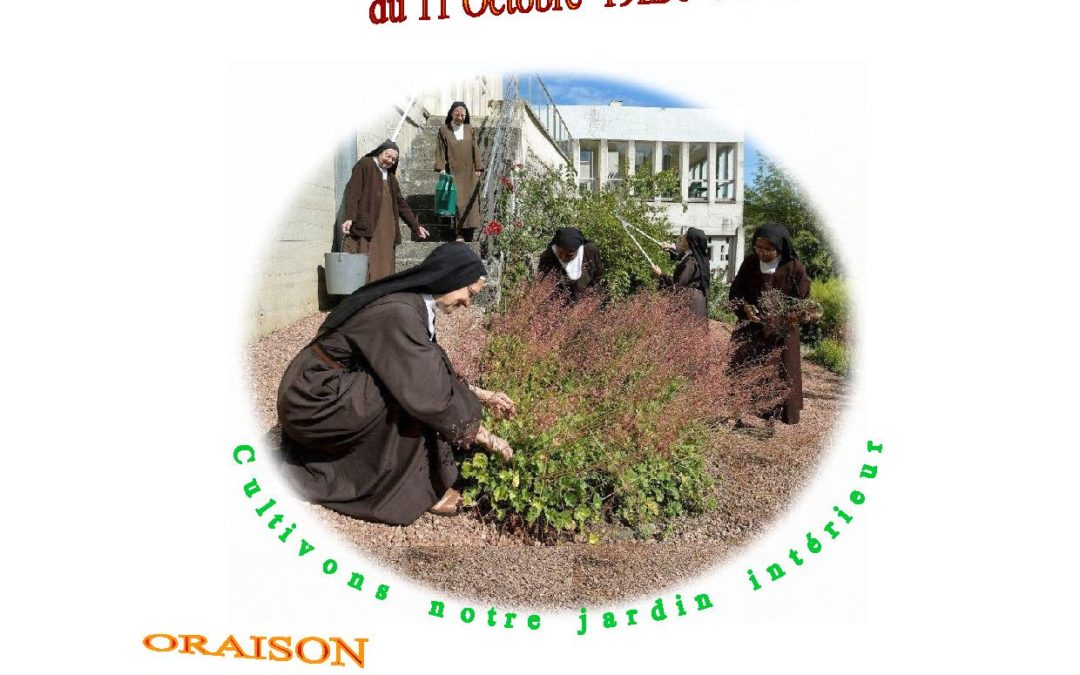 Informations du Carmel d'Yzeron